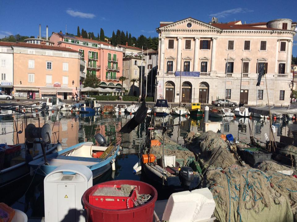 Historic and picturesque Piran