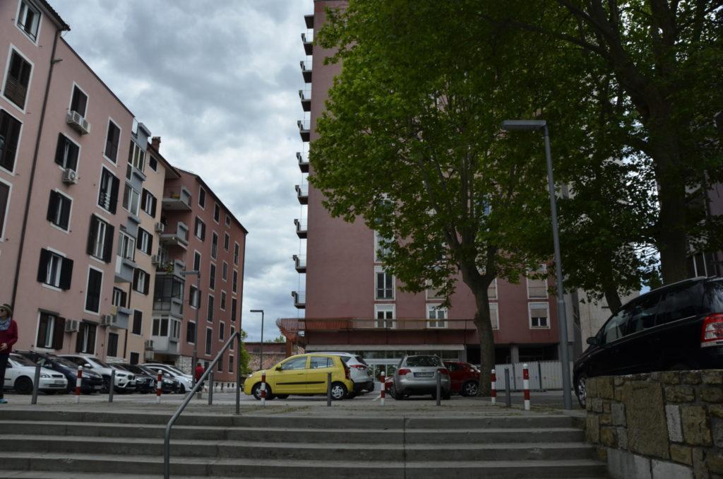 Tomas Apartments, Koper, Slovenia. Our home.