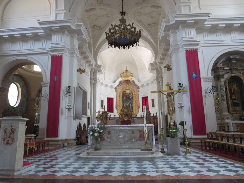 St. Nazarus Church, Koper.