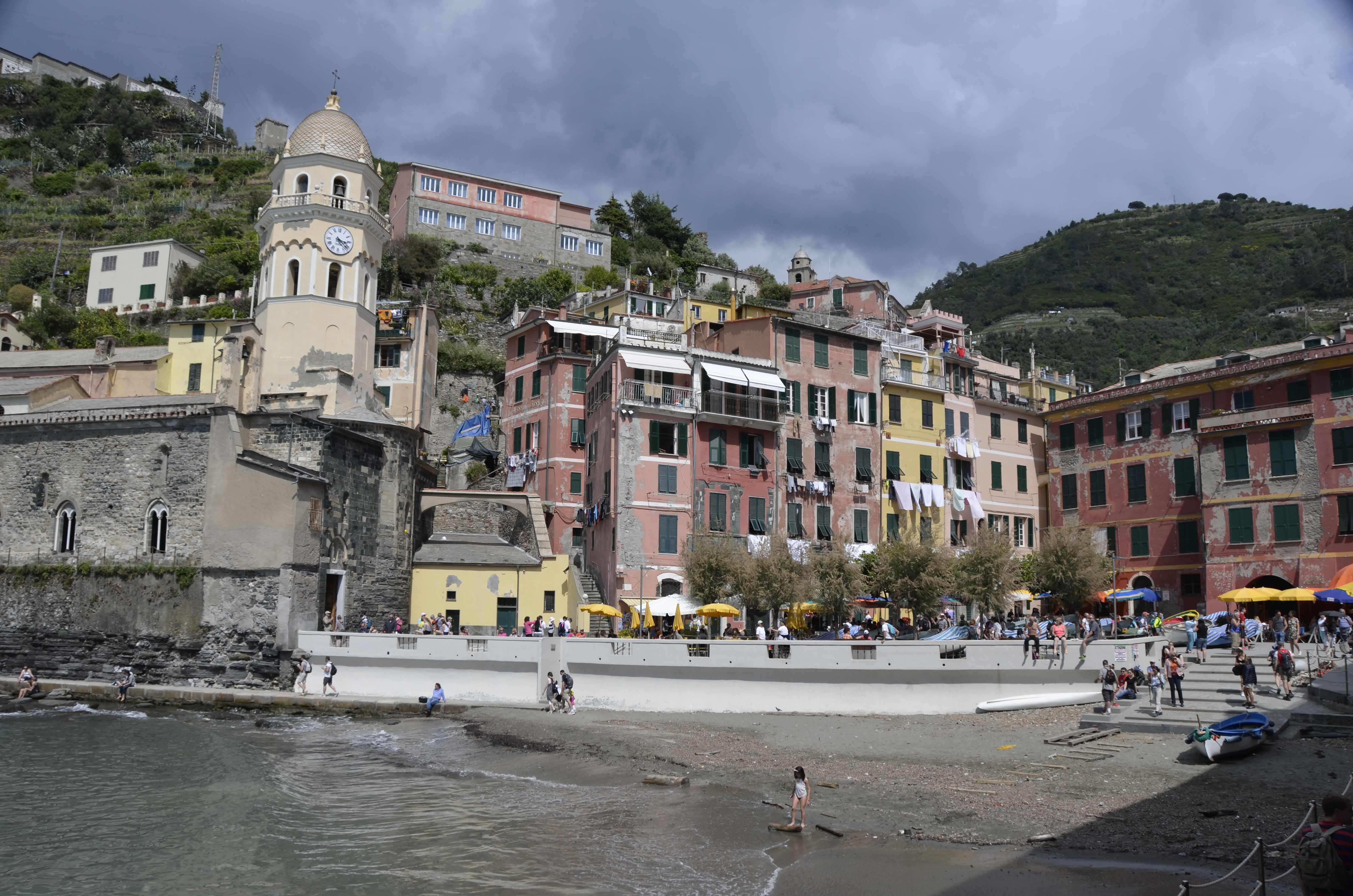 Vernazza may be fairest of them all.