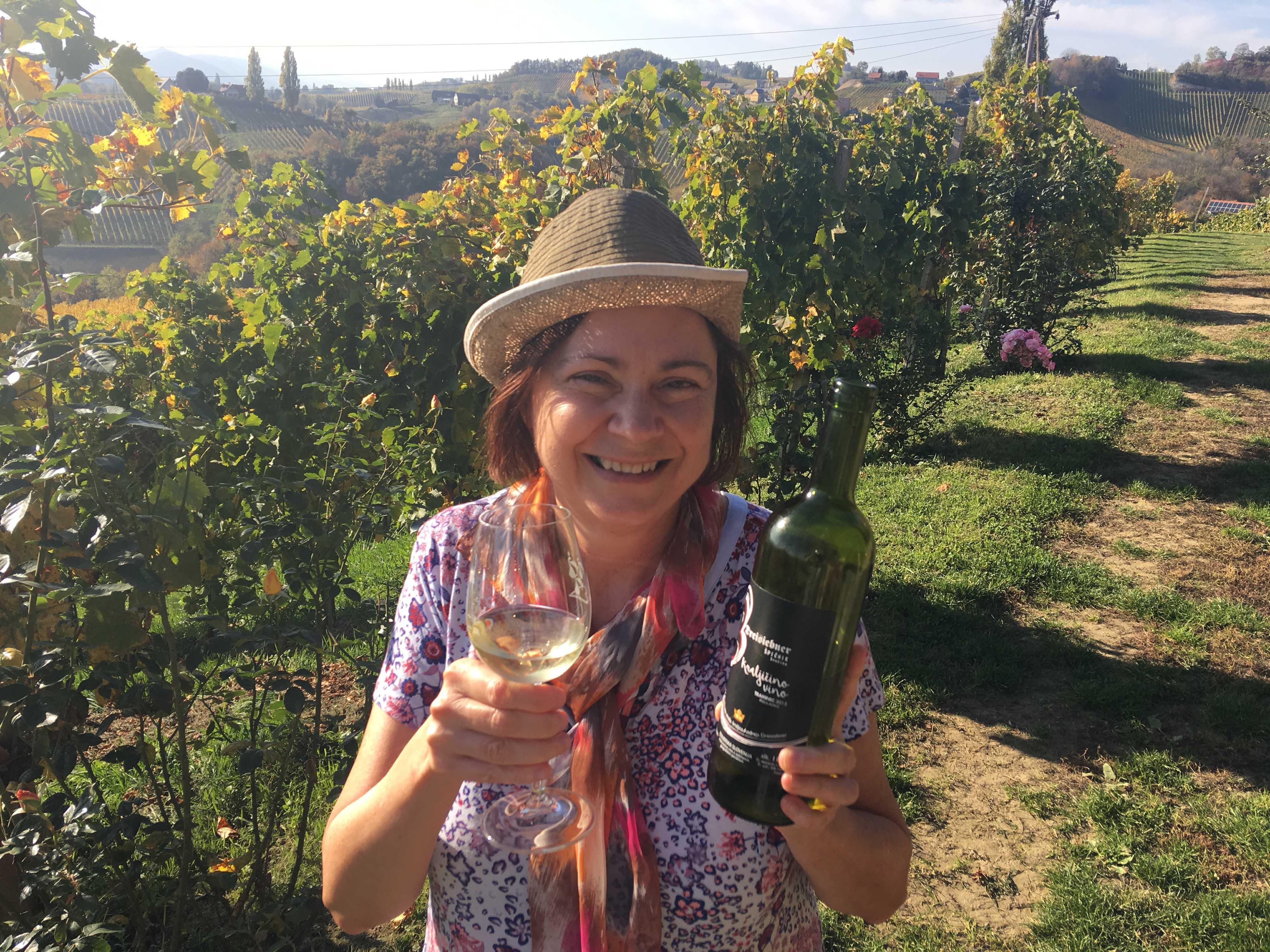 wine tasting, slovenia, maribor