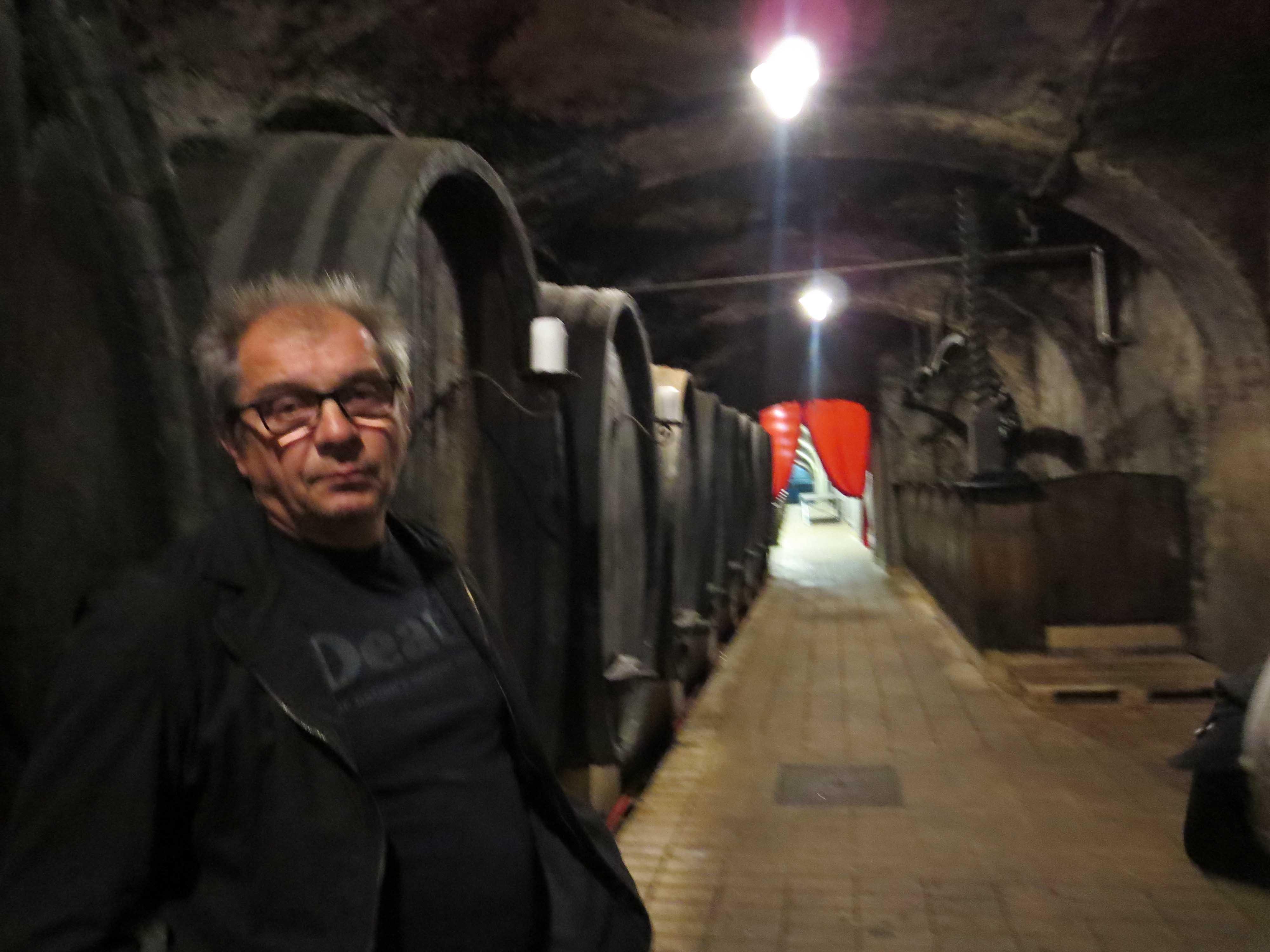 Maribor, vinag cellar,slovenia, polo
